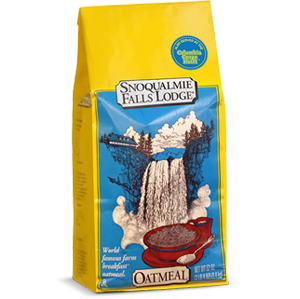 Snoqualmie Falls Lodge Oatmeal