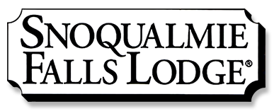 Snoqualmie Falls Lodge mixes Logo