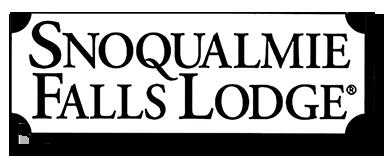 Snoqualmie Falls Lodge mixes Logo